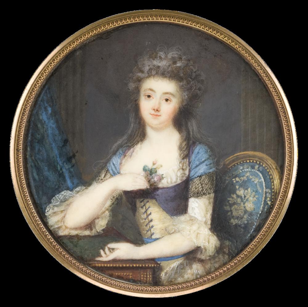 Dame Französisch